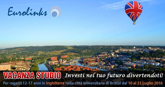 Vacanza Studio in Inghilterra