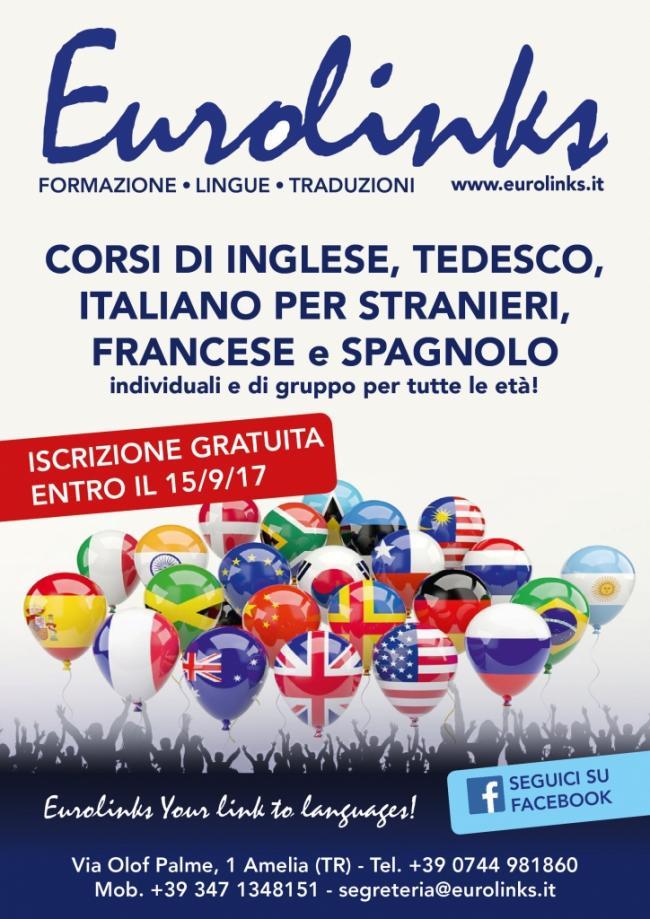 Notizie - scuola di lingue Amelia Terni Umbria