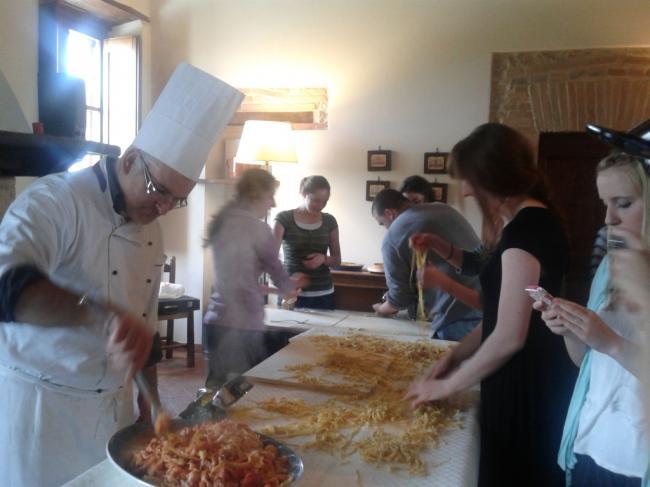 Corso di lingua e cucina italiana