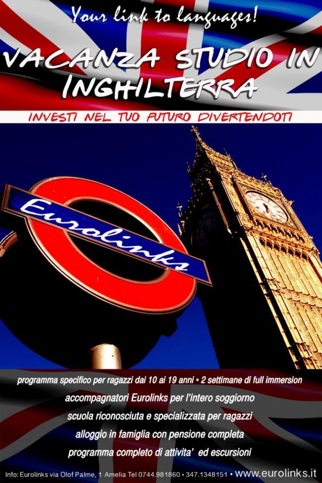 Vacanza studio in Inghilterra con Eurolinks!
